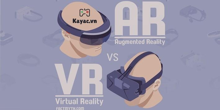 Công nghệ VR là gì? AR là gì? Giống nhau hay có khác biệt?