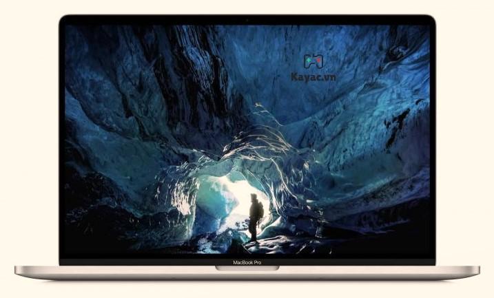Laptop cho lập trình Apple MacBook Pro 16