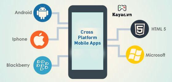 phát triển ứng dụng di động đa nền tảng