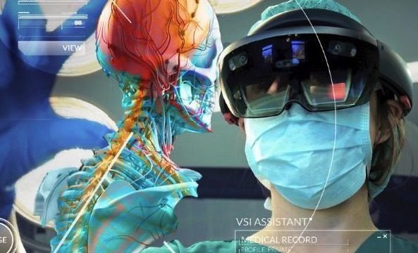 Ứng dụng Công nghệ thực tế ảo trong y tế