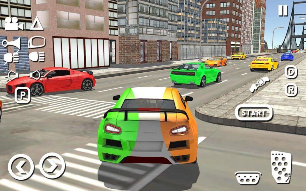 Phần mềm lái xe 3D