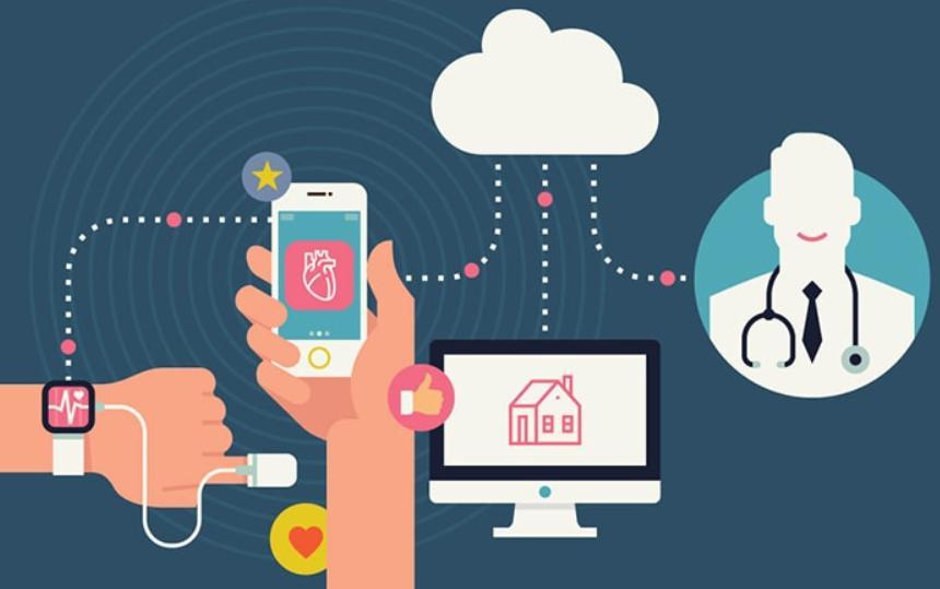 Áp dụng IoT trong việc chăm sóc sức khỏe