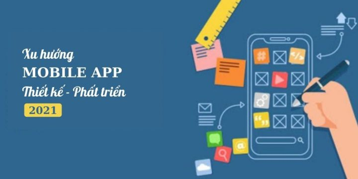 roadmap phát triển mobile app – thiết kế app mobile 2021