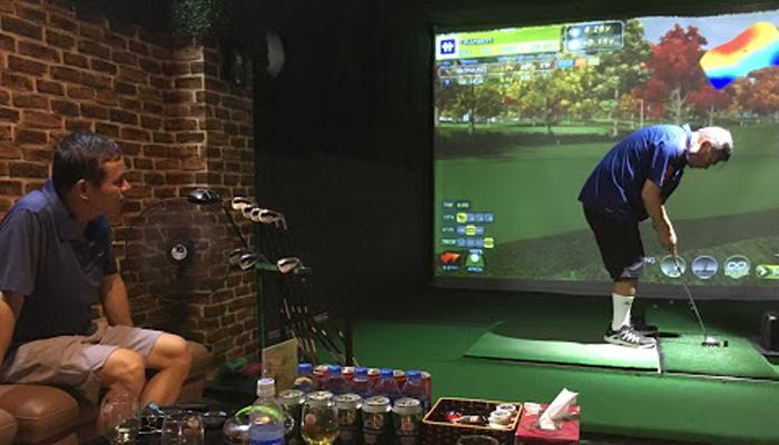 Lí do bạn nên lắp đặt phòng tập golf tại gia