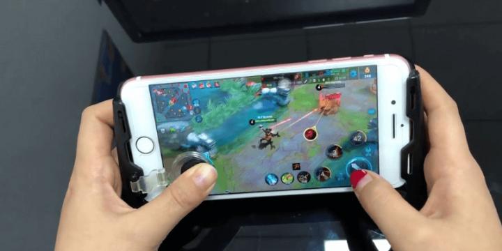 Nguồn hàng tay cầm chơi game điện thoại Trung Quốc chất lượng, giá rẻ