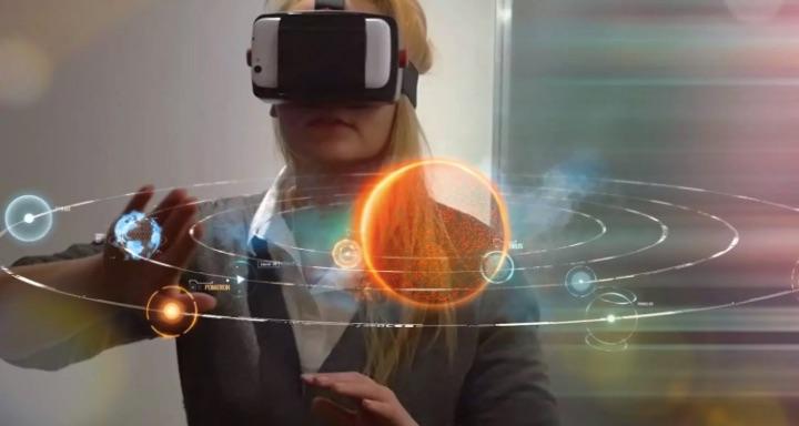 Công nghệ thực tế ảo VR