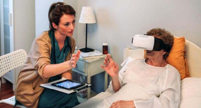 Ứng dụng thư giãn giảm đau cho bệnh nhân