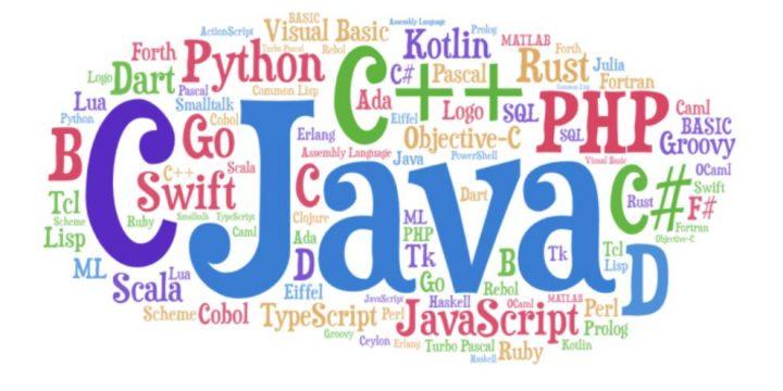 Top 8 ngôn ngữ lập trình website phổ biến nhất 2020