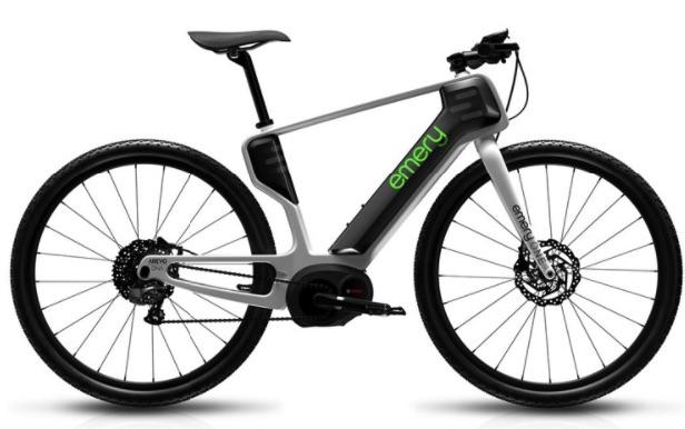 Xe đạp bằng sợi carbon in 3D