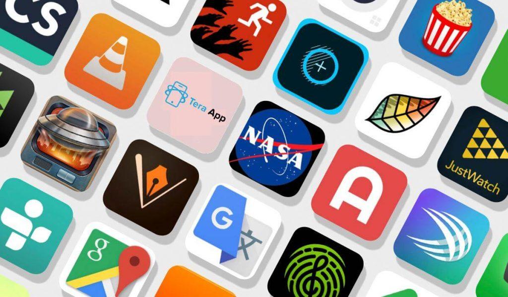 xu hướng sử dụng app bán hàng