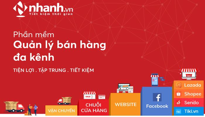 Hệ thống quản lý bán hàng đa kênh - Nhanh.vn