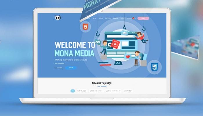 Hệ thống quản lý bán hàng chuyên nghiệp - Mona Media